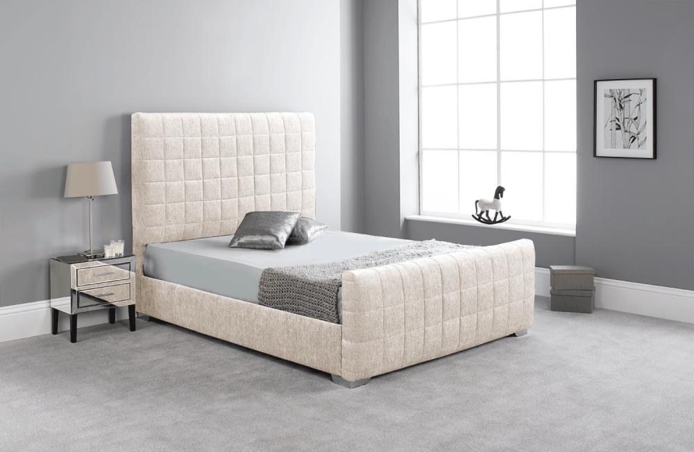 Alpine Upholstered Bedframe