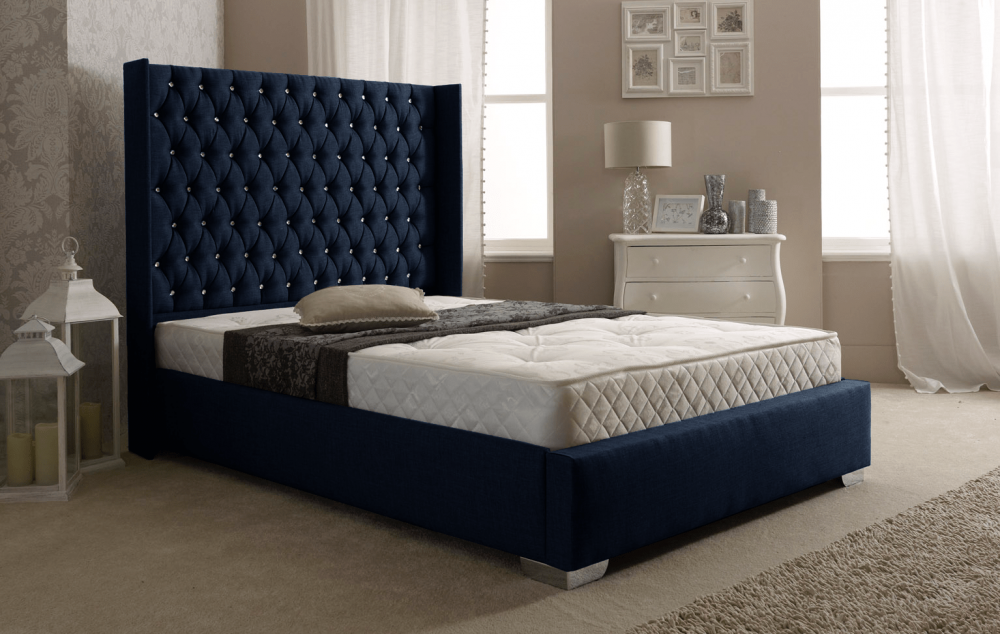 Cannes Wing Bed Frame