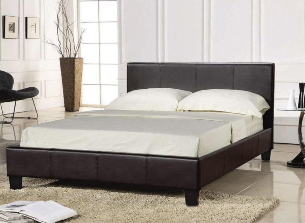 Grove Bed With Optional Ottoman Storage 4ft6