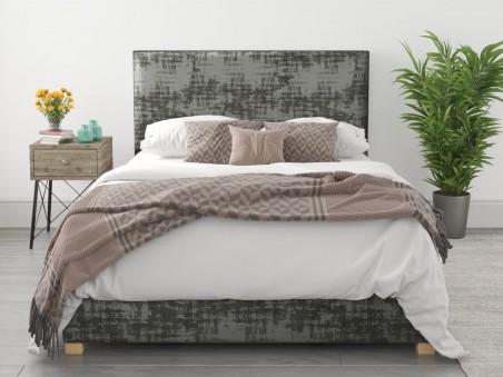 Uncategorized Aurora Ottoman Bed In Distressed Velvet