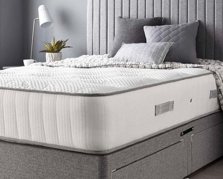 Mattresses Catherine Lansfield Natural Cashmere 1000 Pocket Mattress