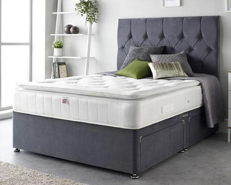 Mattresses Natural Cashmere Pillowtop Mattress