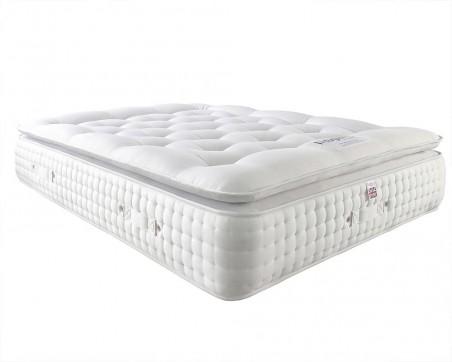 Mattresses Alpaca Silk 3000 Pocket Pillowtop Mattress