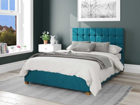 Beds Sinatra Fabric Ottoman Bed