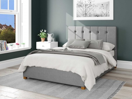 Beds Hepburn Fabric Ottoman Bed