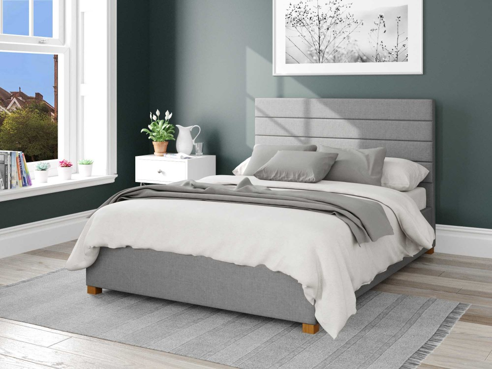 Kelly Upholstered Ottoman Bed 3ft...