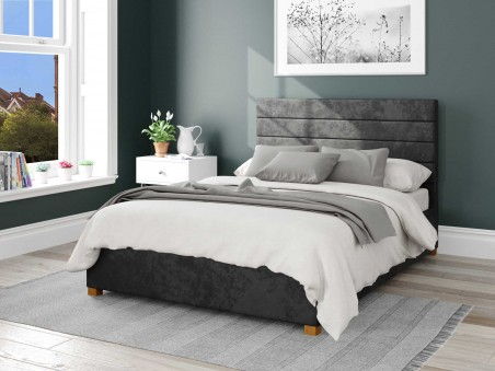 Beds Kelly Upholstered Ottoman Bed