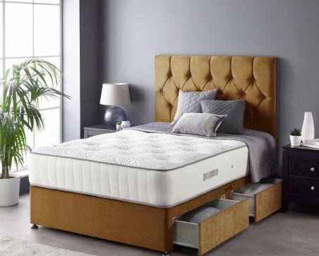 Divan Beds Catherine Lansfield Boutique Divan Bed Set