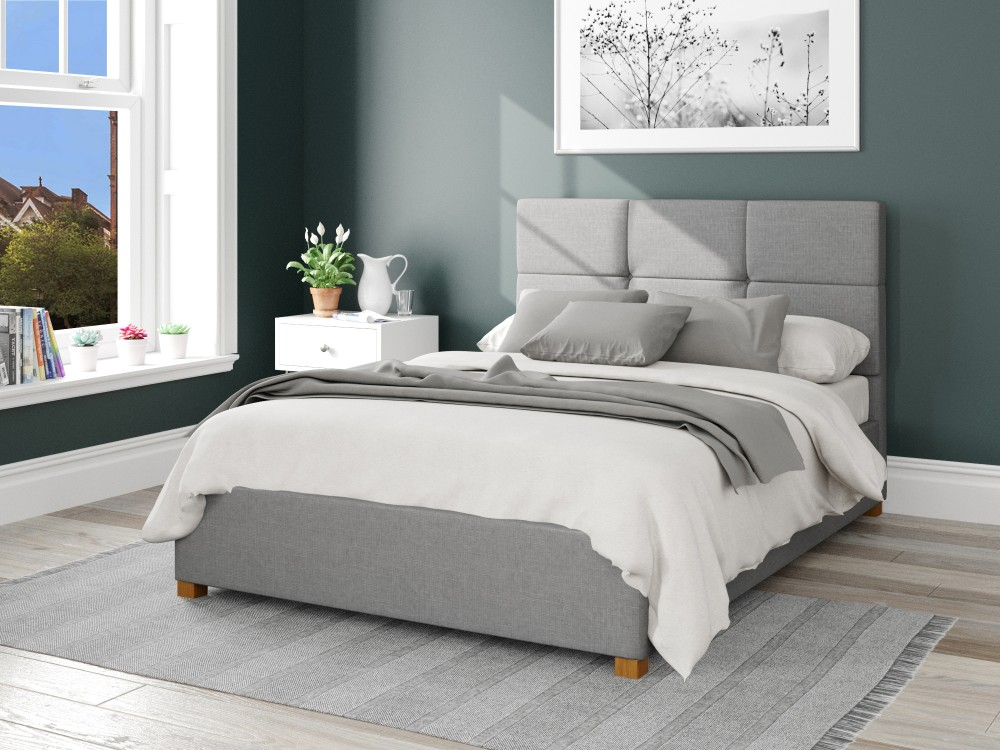 Caine Fabric Ottoman Bed 3ft Single...
