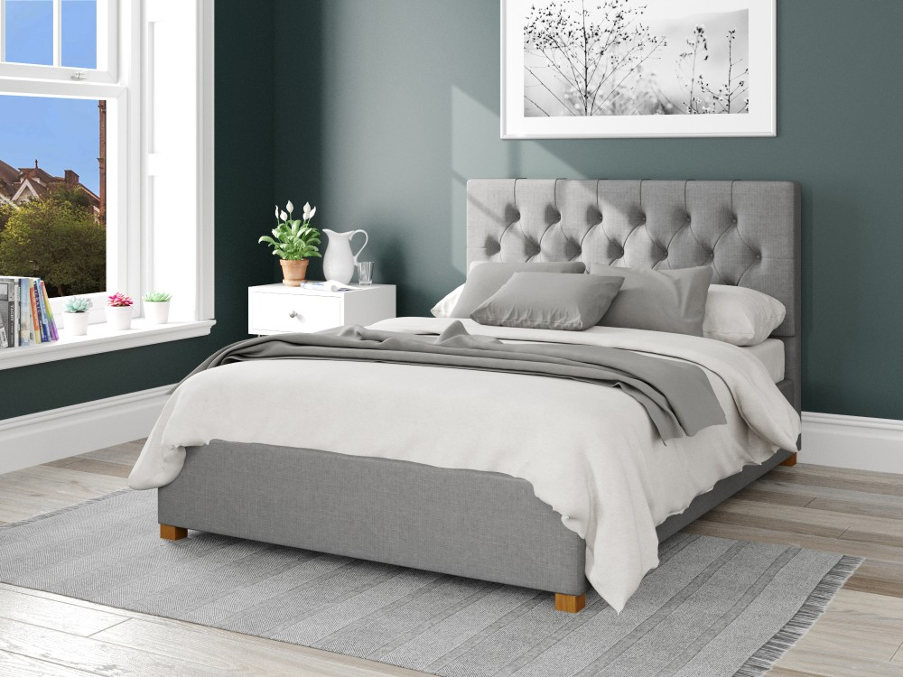 Olivier Fabric Ottoman Bed 3ft Single...