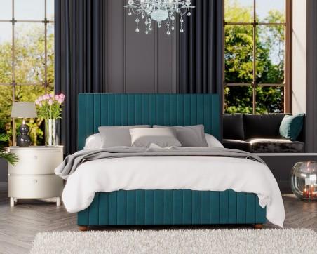 Beds Laurence Llewelyn-Bowen Estella Velvet Fabric Ottoman Bed