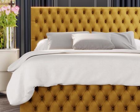 Beds Laurence Llewelyn-Bowen Seren Velvet Fabric Ottoman Bed
