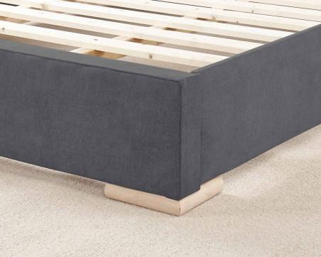 Bed Frames Farnley Bed Frame in Kimiyo Linen