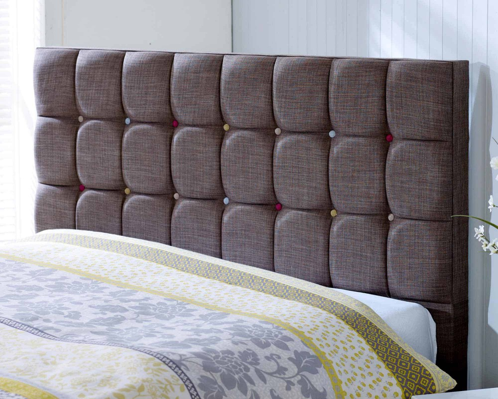 Catherine Lansfield Gatsby Classic Nutmeg Bed Frame