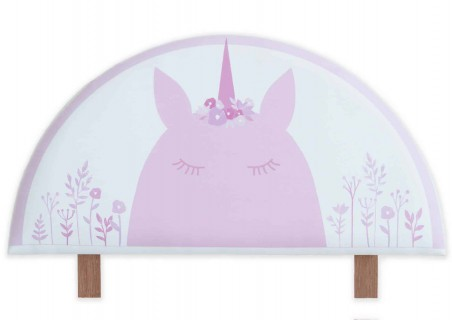 Headboards Catherine Lansfield Kids Unicorn Headboard