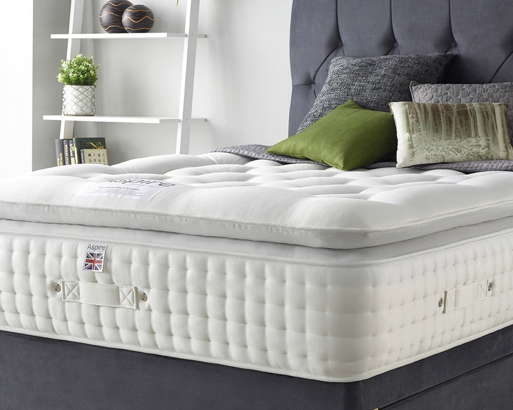 A guide to Aspire's pillowtop mattresses